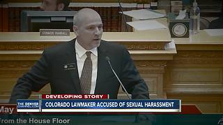 Democrat state rep., candidate for Colo. treasurer accused of sexual advances by fellow lawmaker - Video