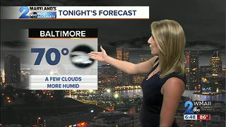 Maryland's Most Accurate Forecast - Sunday 6:30pm