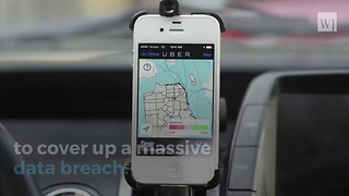 Uber Concealed Cyberattack That Exposed Personal Data of 57 Million Users - Video