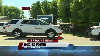 Three dead bodies found on Canyon County property - Video