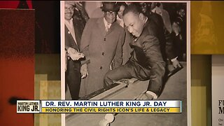 Martin Luther King Jr. day celebrations being held in Detroit