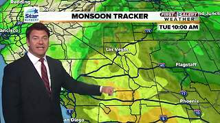 13 First Alert Weather for July 6 - Video