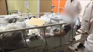 7 UpFront: Inside Michigan's hospitals during the COVID-19 second wave