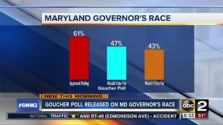Goucher Poll shows high approval rate for Hogan ahead of Governors race