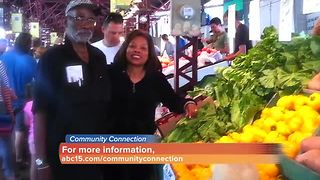 Community Connection: Gregory's Fresh Market ensures no veteran goes to bed hungry - Video
