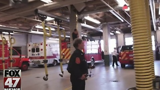LFD uses #MannequinChallenge to express importance of fire safety