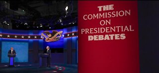 'Chaotic' first presidential debate front an center on campaign trail