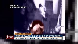 Henderson family searching for Halloween attacker - Video