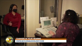 CHANGES IN YOUR HEARING