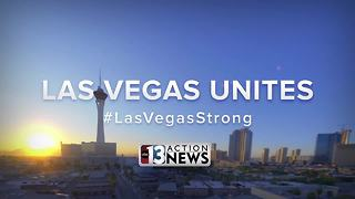 Las Vegas unites for #LasVegasStrong - Video
