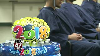 Ingham County Jail inmates get their GED - Video