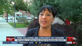 Letecia Perez sits down with 23ABC - Video