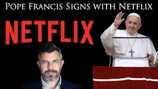 Pope Francis Signs with Netflix for Book Documentary