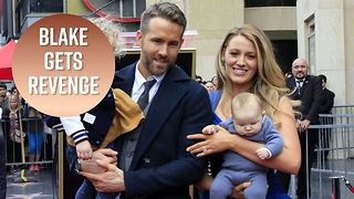 Blake Lively trolls Ryan Reynolds on his birthday - Video
