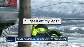 Formal charges issued against suspect accused of killing DPW worker