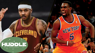 Carmelo Anthony to Cleveland or Houston? Fumble Friday L's of the Week - Video
