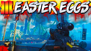 Black Ops 3: 5 random multiplayer Easter eggs - Video