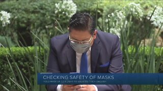 How to wear a mask properly