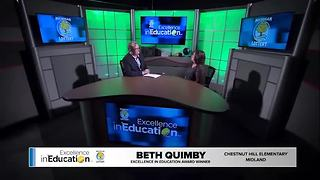 Excellence in Education Beth Quimby - Video