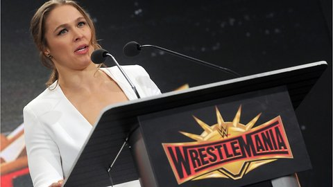 Is Ronda Rousey taking a hiatus from WWE?