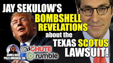 OUTCOME DETERMINITIVE! BOMBSHELL Revelations About the Texas Lawsuit Against MI, WI, PA & GA! BOOOM!