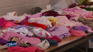 Families First Ministries Clothes program