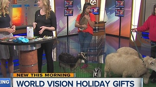 World Vision Holiday Gifts - Video