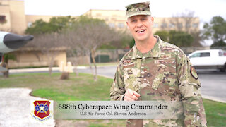 688th Cyberspace Wing SmartWerx Challenge