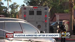 Police arrest out of state homicide suspect at Phoenix apartments