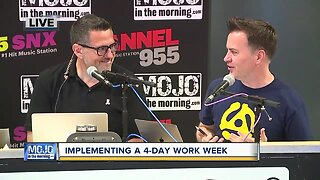 Mojo in the Morning: Implementing a 4-day work week