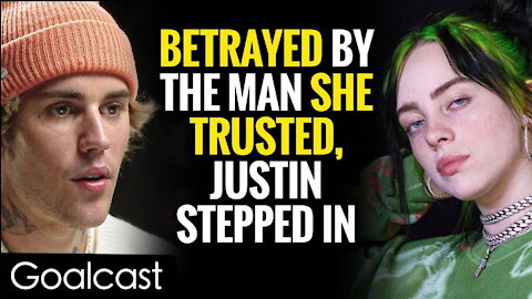 Betrayed By The Man She Trusted, Justin Bieber Stepped In | Billie Eilish Life Stories By Goalcast