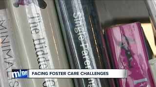 'Angels' rally around foster families