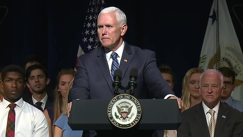 Full speech: Vice President Pence speaks at Ave Maria University