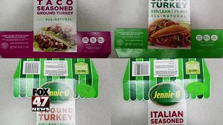 91,000 pounds of ground turkey recalled due to possible salmonella contamination