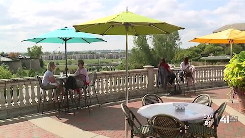 Outdoor dining boosts KCMO restaurants during pandemic
