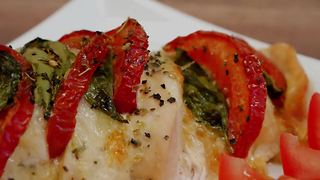 Delicious Hasselback chicken recipe