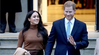 Prince Harry And Meghan File Invasion Of Privacy Lawsuit