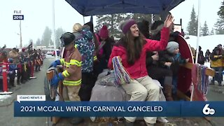 McCall Winter Carnival canceled for 2021