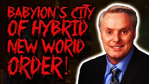 Gary Wayne EXPOSES Nephilim NWO | Part 2: What City is Babylon? | The Christian Contrarian Ep. 39