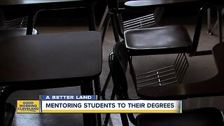Mentorship partnership gives students support when they need it