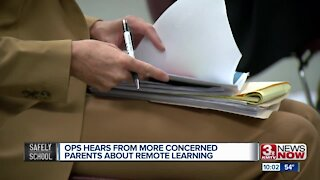 OPS parents raise concerns over tech issues while remote learning