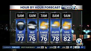 South Florida Wednesday morning forecast (9/20/17) - Video