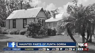 Exploring the haunted, historic Punta Gorda - Video