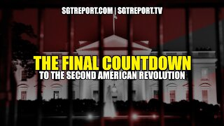 THE FINAL COUNTDOWN to the Second American Revolution