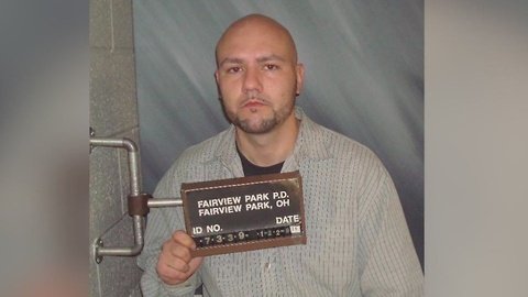 Escaped inmate from Fairview Park had escaped from North Olmsted earlier this year