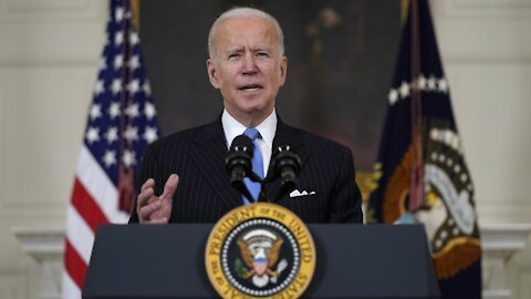President Biden Expects Enough Vaccine For All Adults By End Of May