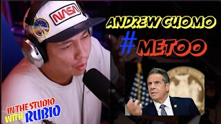 Andrew Cuomo gets #METOO 'd and CNN DOESN'T COVER IT