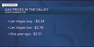 Gas prices unlikely to change soon