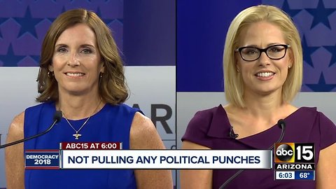 What did we learn from the McSally/Sinema debate?