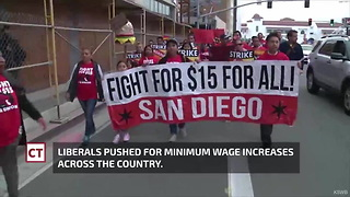 Seattle's Minimum Wage Causing Problems - Video